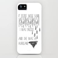 Looking For Alaska, John Green #2 iPhone & iPod Case by Gabsnisen