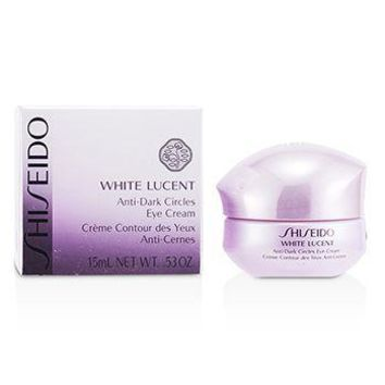Shiseido White Lucent Anti-Dark Circles Eye Cream Skincare