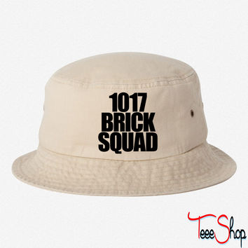 1017 Brick Squadrf bucket hat