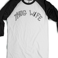 White/Black T-Shirt | Ghetto Marriage Shirts
