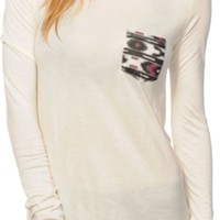 Empyre Chester Tribal Pocket Top