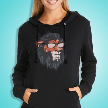 Cool Scar The Lion King Women'S Hoodie