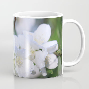 Hawthorne Flowers After Rain Mug by Theresa Campbell D'August Art