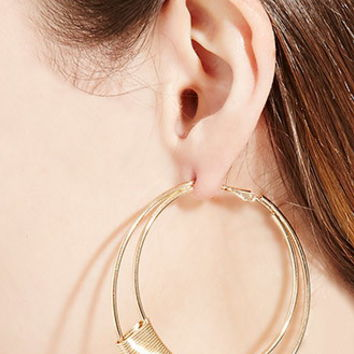Coiled Hoops
