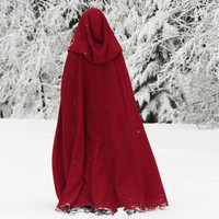 Red Riding Hood Cape Sz Small by briellecostumes on Etsy