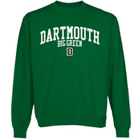 Dartmouth Big Green Team Arch Sweatshirt - Green