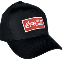 Coke Coca Cola Hat Baseball Cap Americana Clothing