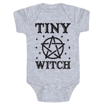 TINY WITCH Onesuit