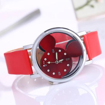 Limited Edition Mickey Mouse Watch (Free Shipping Today)