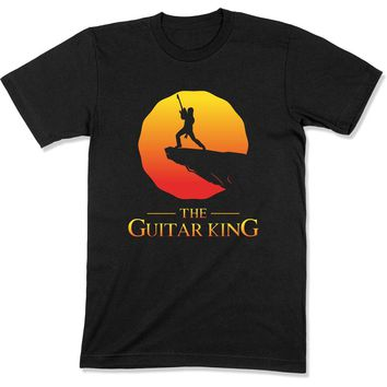The Guitar King - T Shirt - GD-06