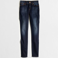 "Factory grace wash high-rise skinny jean with 29"" inseam"