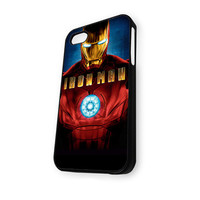 Iron Man Mask iPhone 5C Case