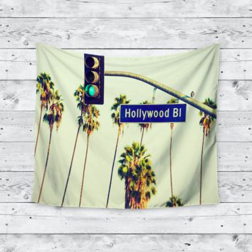 Hollywood Dlvd Decor Trendy Boho Wall Tapestry