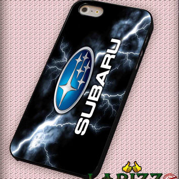 "Subaru Logo4 for iphone 4/4s/5/5s/5c/6/6+, Samsung S3/S4/S5/S6, iPad 2/3/4/Air/Mini, iPod 4/5, Samsung Note 3/4 Case ""007"""