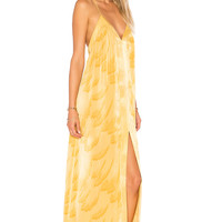 House of Harlow 1960 x REVOLVE Brynn Maxi in Feather | REVOLVE
