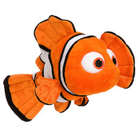 Disney Mini Bean Bag Nemo Plush Toy -- 9'' L | Disney Store