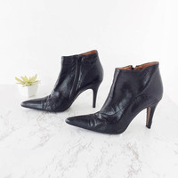 Black boots with heels, Aldo shoes black ankle booties women boots size 8 ankle boots heel, booties with heels, boots 39, ankle boots 8