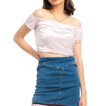 Vintage 90's Pretty And Petty Mini Skirt - XS