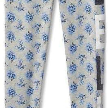 Gap GapKids | Disney Belle Graphic Soft Terry Leggings Girl Size:12