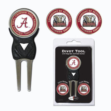 NCAA Team Golf Divot Tool Pack