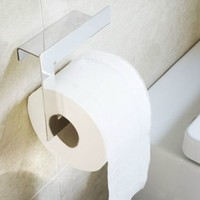 STAINLESS STEEL TOILET ROLL HOLDER KIRI | TOILET ROLL HOLDER | ARLEX