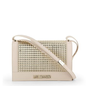 Love Moschino Women White Crossbody Bags