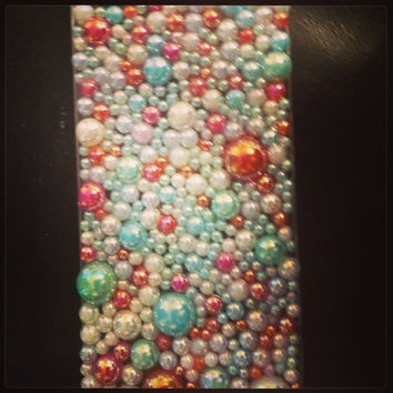 Beautiful handmade phone cases made to order by sweetcases on Etsy