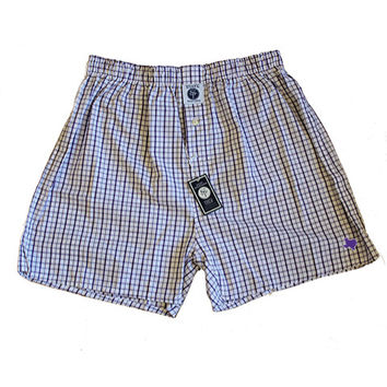 Texas Fort Worth Gameday Boxers Purple