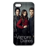 Treasure Design The Vampire Diaries APPLE Iphone 5 Best Durable Case