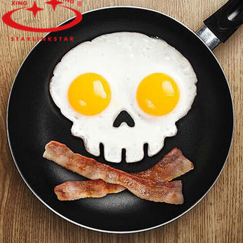 Skull Egg Mold - Kitchen Gadgets