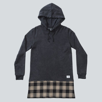 Trench Drop Hoodie
