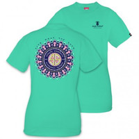 *Simply Southern Tee Teal Live What you Love