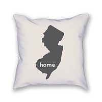 New Jersey Pillow