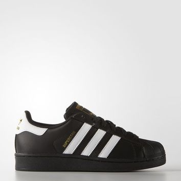 adidas Superstar Foundation Shoes - Black | adidas US