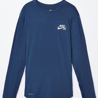 Nike SB Skyline Dri-Fit Long Sleeve T-Shirt - Mens Tee