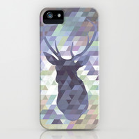 Deer iPhone & iPod Case by Deniz Erçelebi