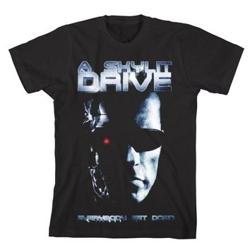 "Terminator Black ""Final Print"" : ASD0 : MerchNOW - Your Favorite Band Merch, Music and More"