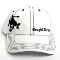 Cowgirl Tuff White Hat