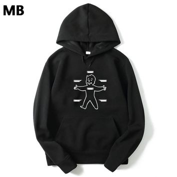 Fallout Vault Boy Healthy Boy 3000  Hoodie Fallout Casual Apparel Fashion Novelty Tops Video Game Sweatshirts Men (297)