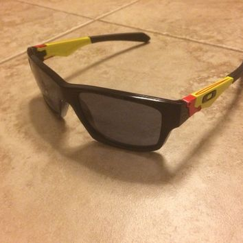 Oakley Jupiter Spuared Sunglasses Troy Lee Design