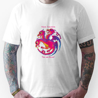 A Song of Ice and Fire and Rainbows Unisex T-Shirt