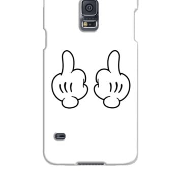 fingers - Samsung Galaxy S5 Case