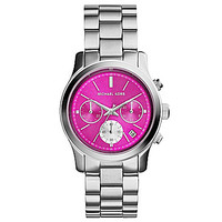Michael Kors Ladies' Runway Watch - Silver