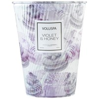 Voluspa Violet & Honey Ice Cream Cone Candle