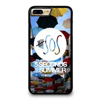 5 SECONDS OF SUMMER 4 5SOS iPhone 4/4S 5/5S/SE 5C 6/6S 7 8 Plus X Case