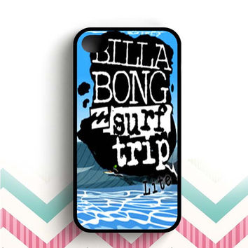 billabong surf trip  iPhone 4 and 4s case