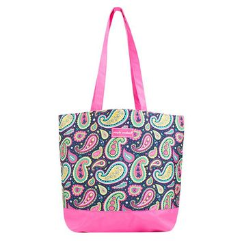 "Simply Southern ""Paisley"" Tote Bag"