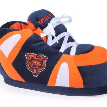 Chicago Bears Men's and Womens Sneaker Slippers