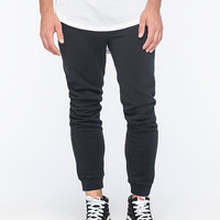 Catch Surf Lounger Mens Sweatpants Black  In Sizes
