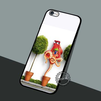 Finding Dory International - iPhone 7 6 5 SE Cases & Covers #cartoon #animated #FindingNemo